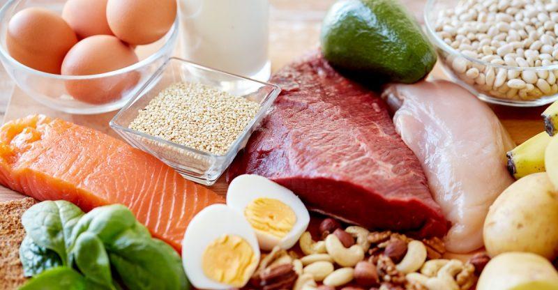 Protein Kaynağı Gıdalar
