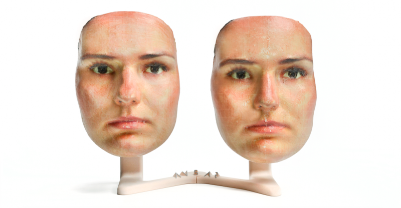 3d maske