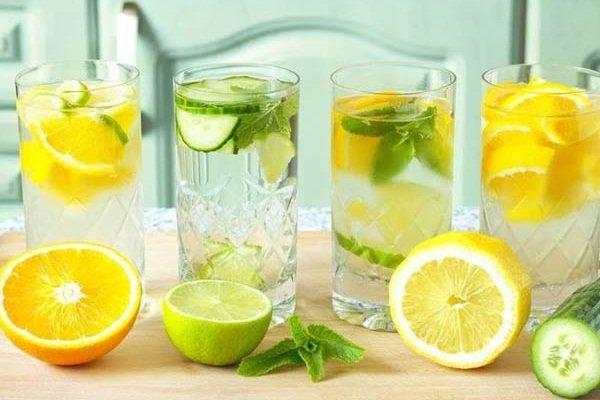 suyu lezzetlendirmek