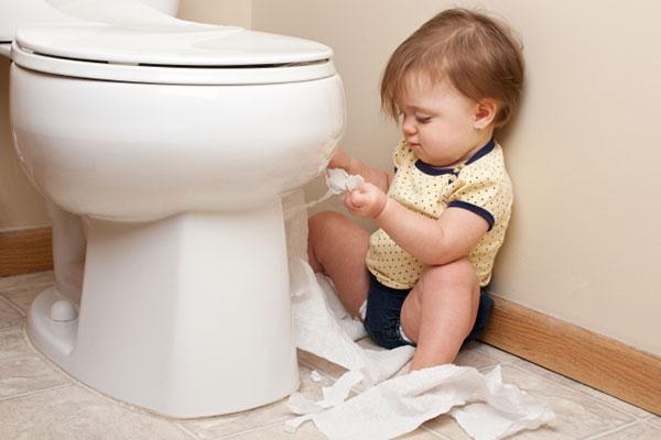tuvalet eğitimine alıştırmak