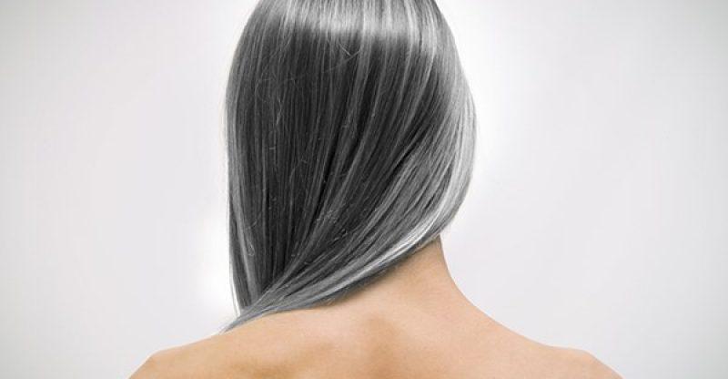 beyaz saç