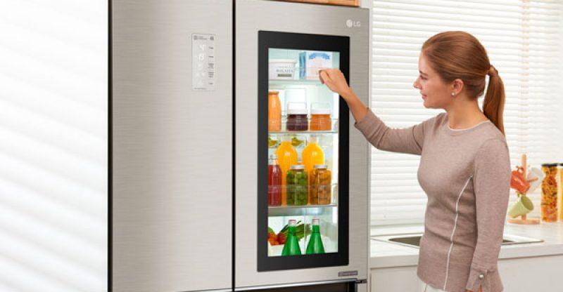 robot buzdolabı